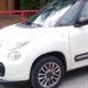 Vendo Fiat 500 L bianca anno 2017 km. 90000 prezzo 11.900,00