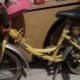 Vendo bicicletta bambina gialla