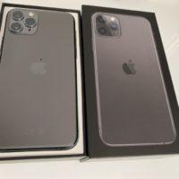 Apple iPhone 11 Pro 64GB costo 350EUR, iPhone 11 Pro Max costo 64GB 380 EUR, iPhone 11 64GB = 320EUR