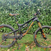 Scott Genius LT Tuned Carbon Enduro Mountain Bike MTB Size Medium