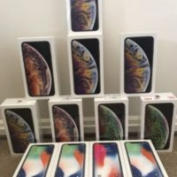 PayPal/Bonifico Apple iPhone XS Max e iPhone XS €605 EUR Stock